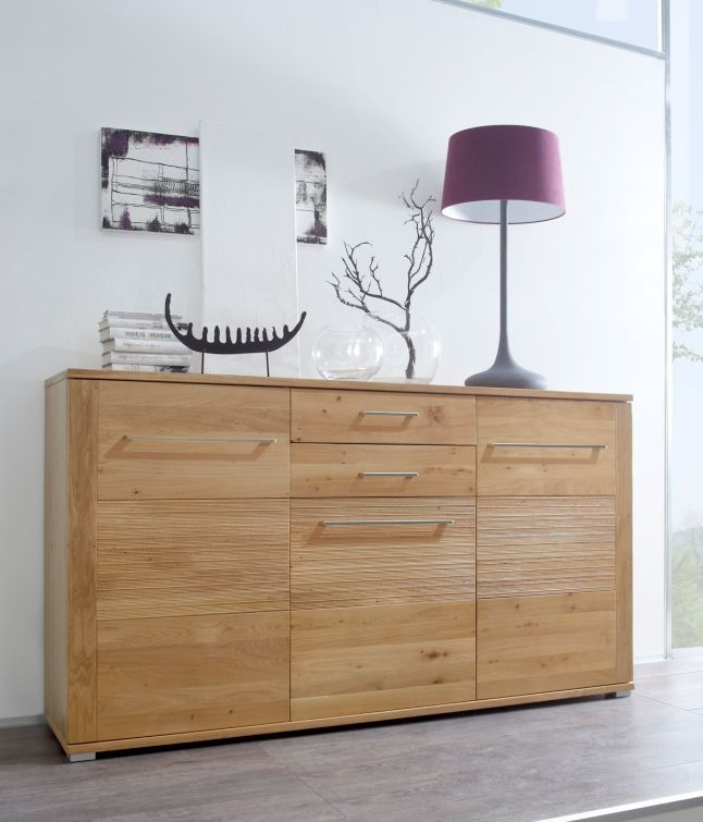 Stern Sideboard Wildeiche Geölt Massivholzmöbel Günstige Möbel