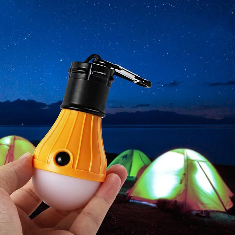 Ourpgone 4 Color Arrive 3 Led Light Outdoor Hanging Led Camping