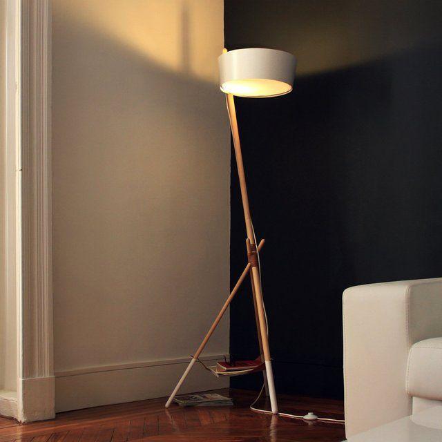 Ka Lamp Xl By Woodendot Cool Floor Lamps Floor Lamp Floor Lamp