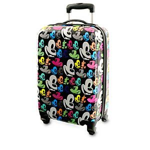 eee5e6e623 Mickey Mouse Pop Art Luggage - 20