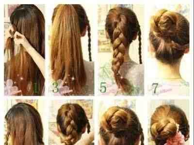 طرق عمل تسريحات شعر للمدرسه بالخطوات 8 Hair Wrap Dreadlocks Hair