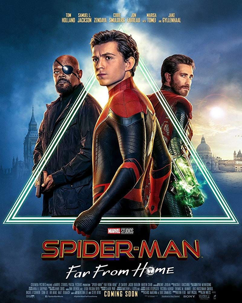 r rated superhero movie 2019 Spider Man Far From Home Is A 2019 American Superhero Film