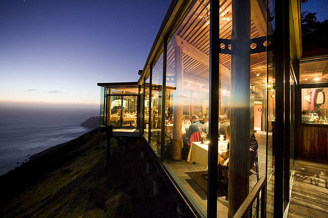 Amazing Ocean View In Sur Post Ranch Inn Award Winning Restaurant Near