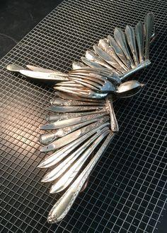 Garden Sculture Art Ideas Cutlery Art Welding Art Projects Metal Art