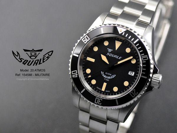 20 atmos militaire 1545 sel bracelet watches pinterest