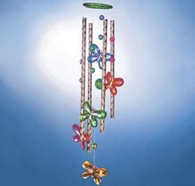 Product: 8160 Butterfly Wind Chime