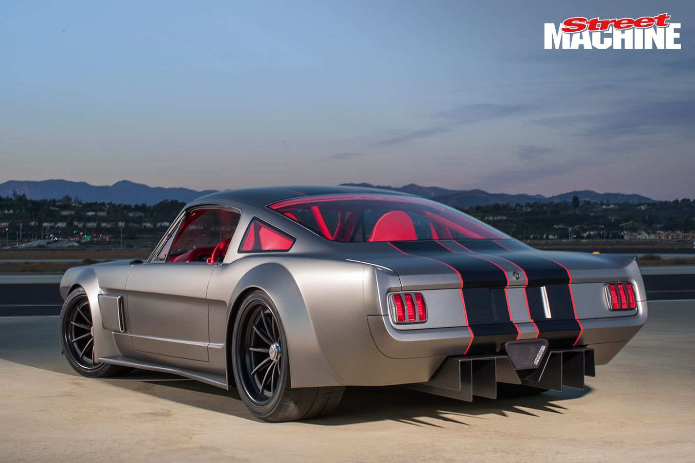 Ford mustang vicious timeless kustoms 2