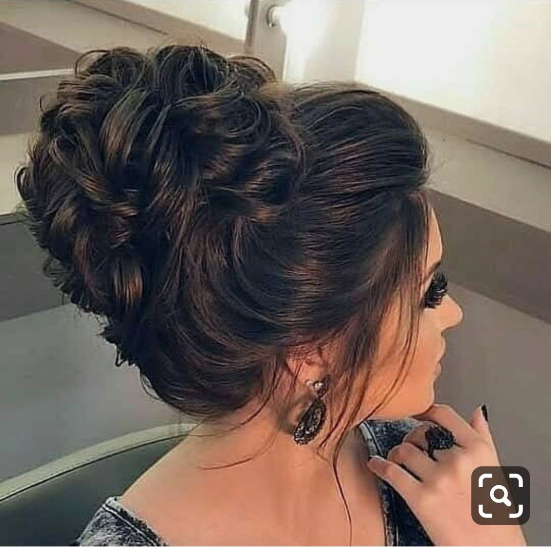 Pin By Mimi May On تساريح Hair Styles Wedding Hairstyles For Long Hair Hair Inspiration