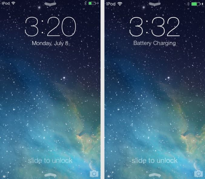 ios-7 changing in Beta mode (TWO)