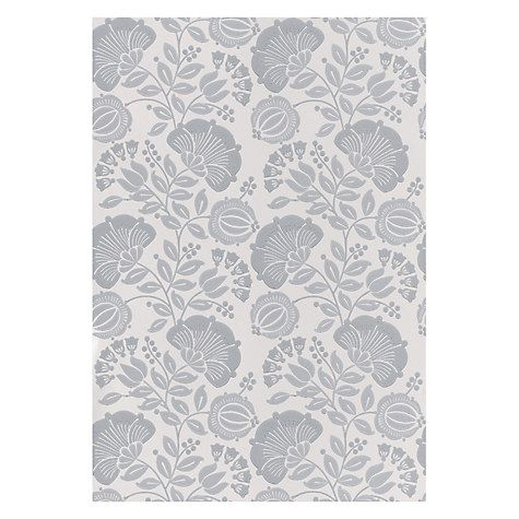 Buy Genevieve Bennett for John Lewis Persian Thistle Wallpaper Online at  johnlewis.com