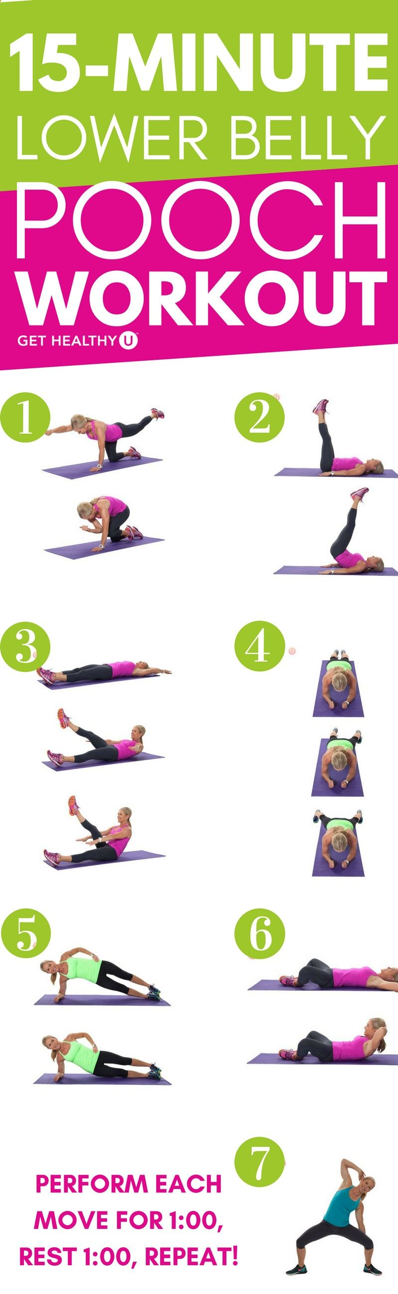 Belly Fat Workout  Getting rid of belly fat and sculpting the