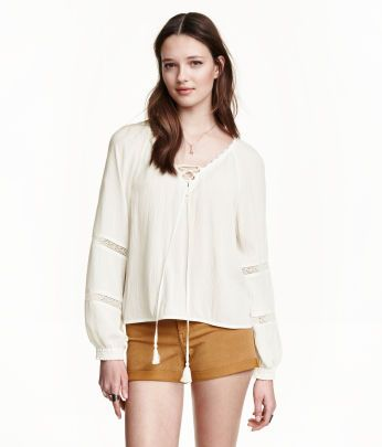 Ladies | Shirts & Blouses | Blouses | My Selection | H&M US