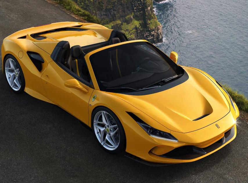 2020 Ferrari F8 Spider Ferrari Car New Ferrari Ferrari