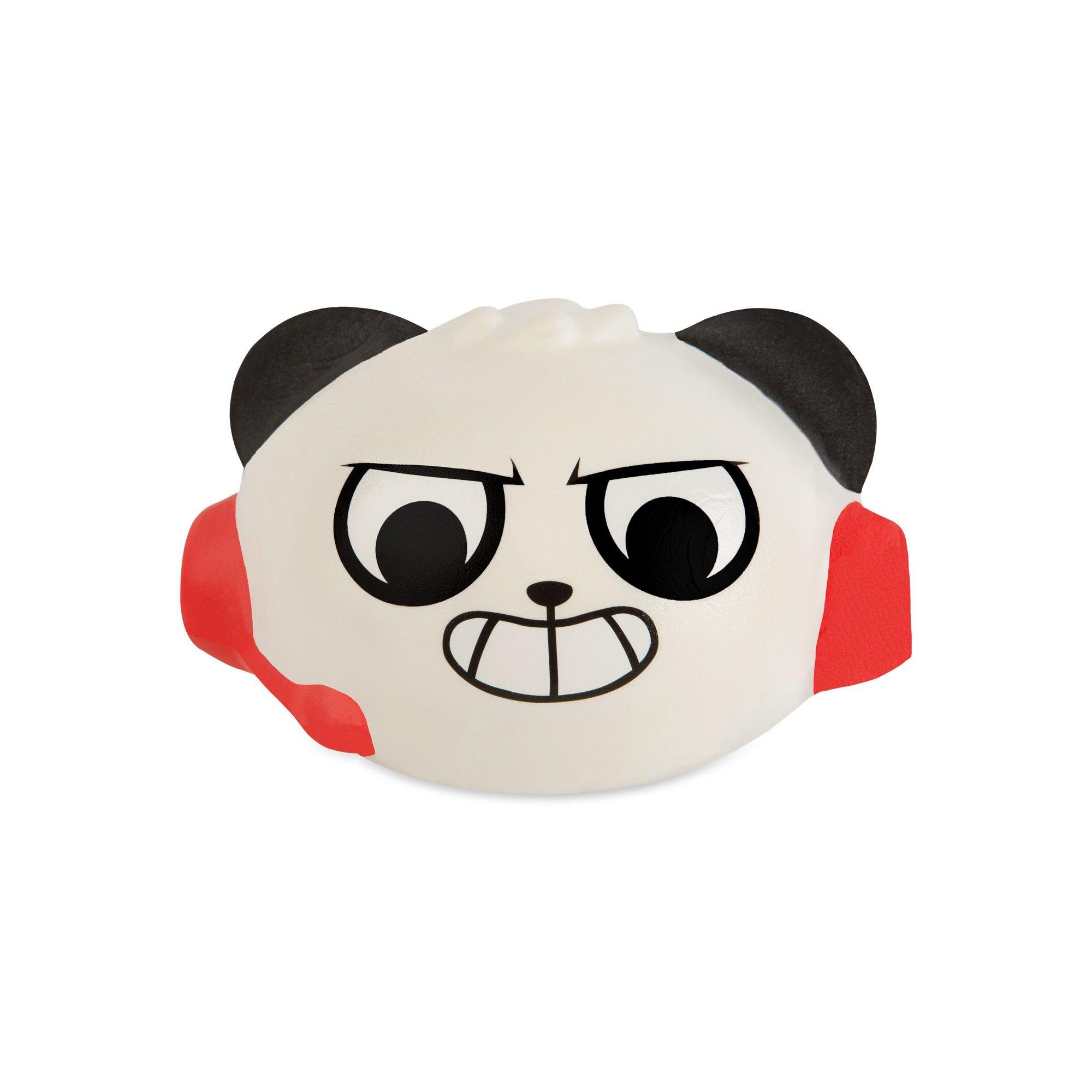 Ryan's World Sns Panda, Mini Figures Floral pillows