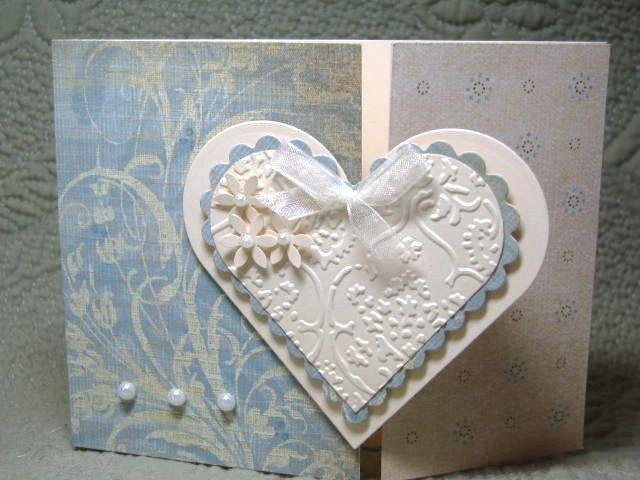 Splitcoaststampers FOOGallery - Blue Heart Middle Close kh