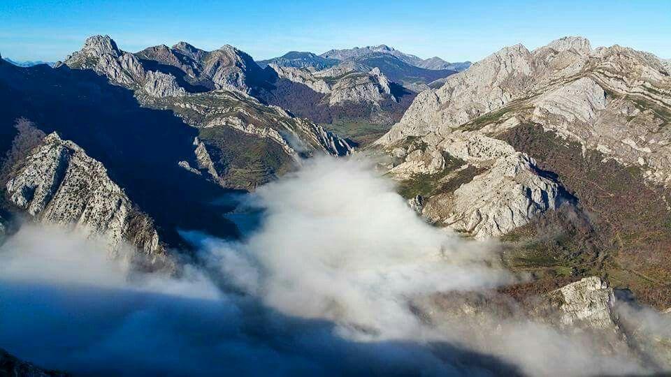 Desde pico Gilbo