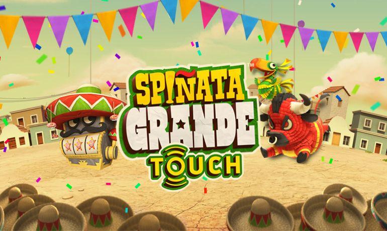 Smash into Wins with No Download Spinata Grande Slots