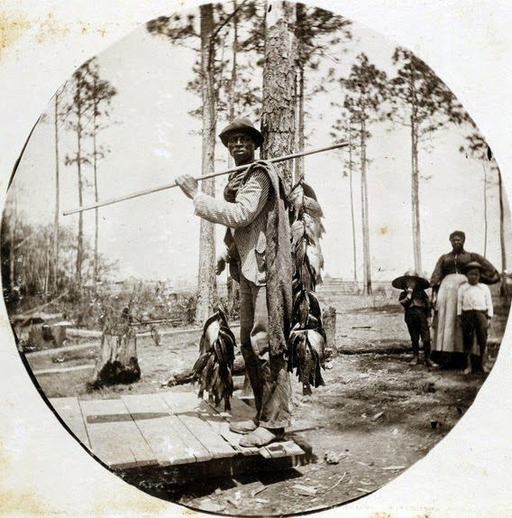 Food As A Lens: Fishing and Gardening in the Antebellum South