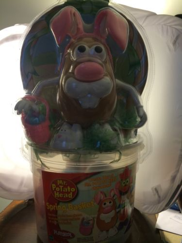Mr Potato Head Basket