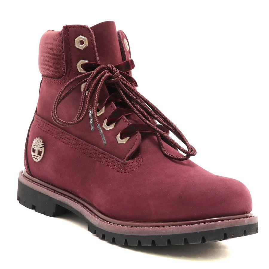 timberland bordeaux junior