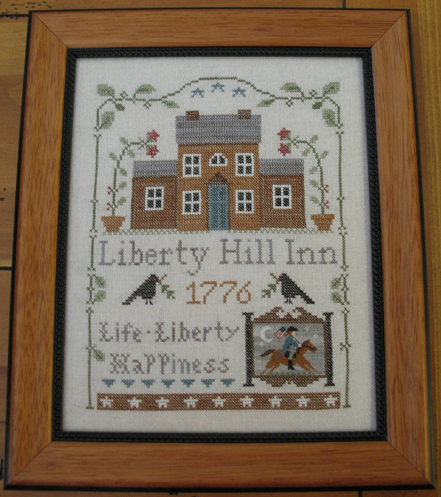 Liberty Hill Inn | by thescarletthouse