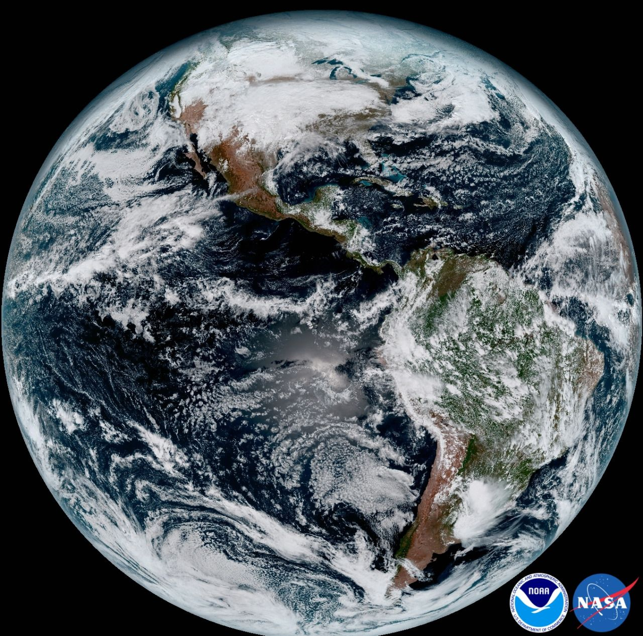 New Weather Satellite Sends First Images Of Earth The Release Of The First Images Today From Noaas Newest Sate Weather Satellite Earth From Space Nasa Images
