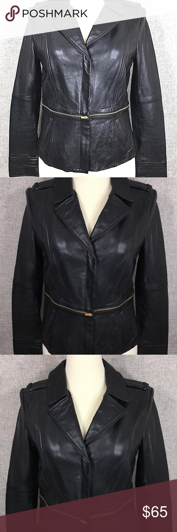 Classiques Entier Soft Leather Jacket Coat Zipper Coats Blazer Coat Clothes Design