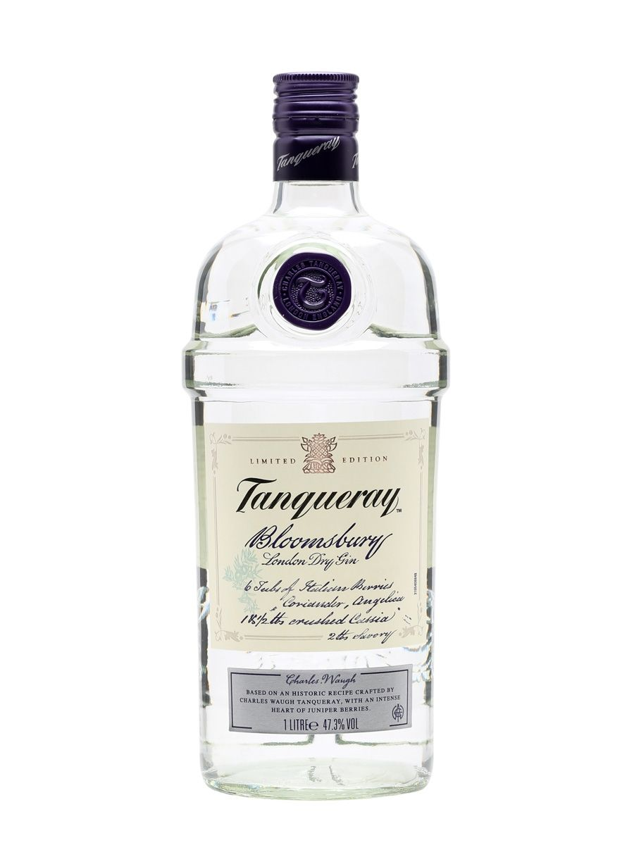 Tanqueray Bloomsbury / Litre