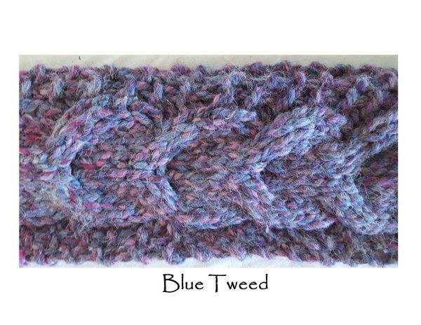 75 Alpaca 25 Merino Yarn Knitted Up One Of My Free Patterns