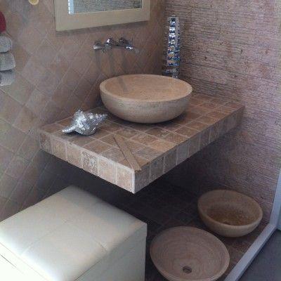 rustico moderno baño - buscar con google   baÑos   pinterest ... - Imagenes De Banos Rusticos Modernos