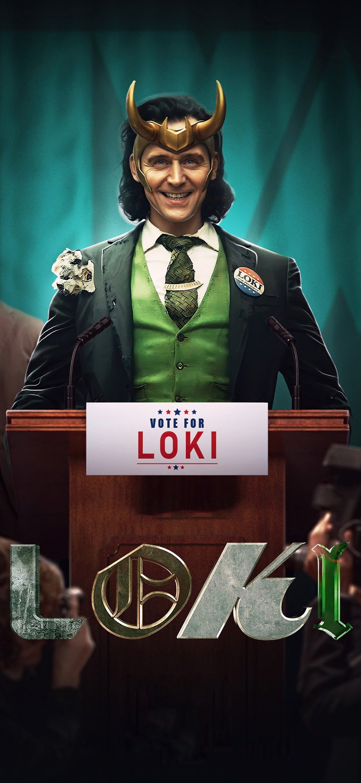 #The Loki New Exclusive Wallpaper