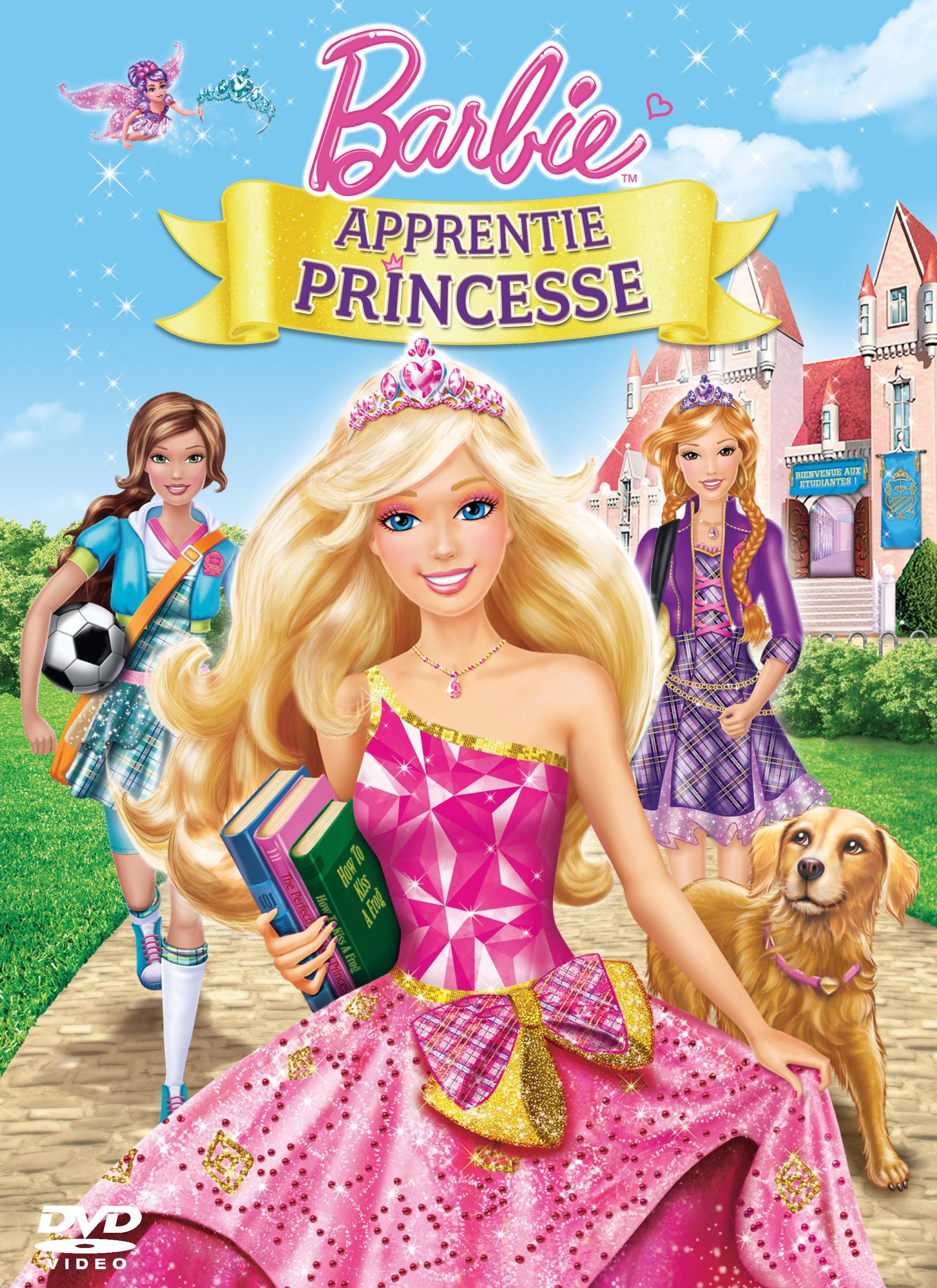 barbie apprentie princesse streaming