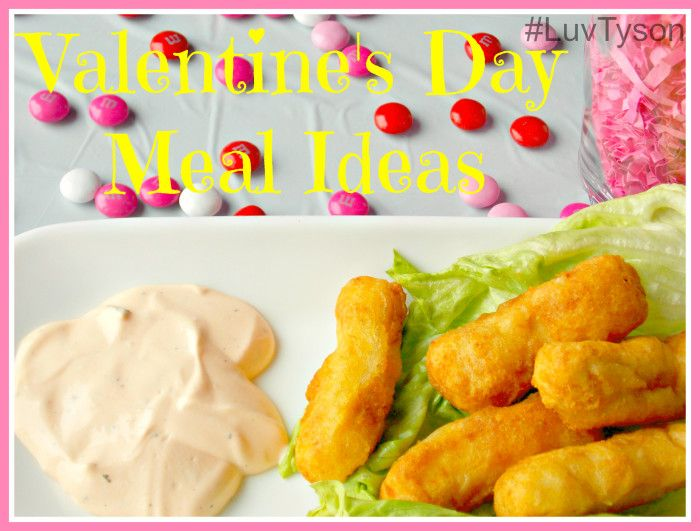 ad luvtyson collectivebias chicken tenders valentines day meal - Valentines Day Meal Ideas