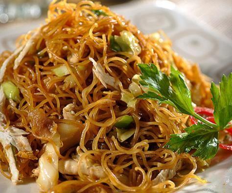 Resep Bihun Goreng Jawa Resep Masakan Malaysia Resep Masakan Cina Makan Malam