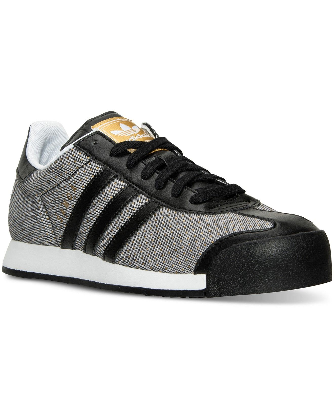 0a7870e2c adidas Women s Samoa Casual Sneakers from Finish Line - Finish Line Athletic  Shoes - Shoes - Macy s