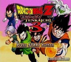 DragonBall Z - Budokai Tenkaichi 3 ROM (ISO) Descargar para