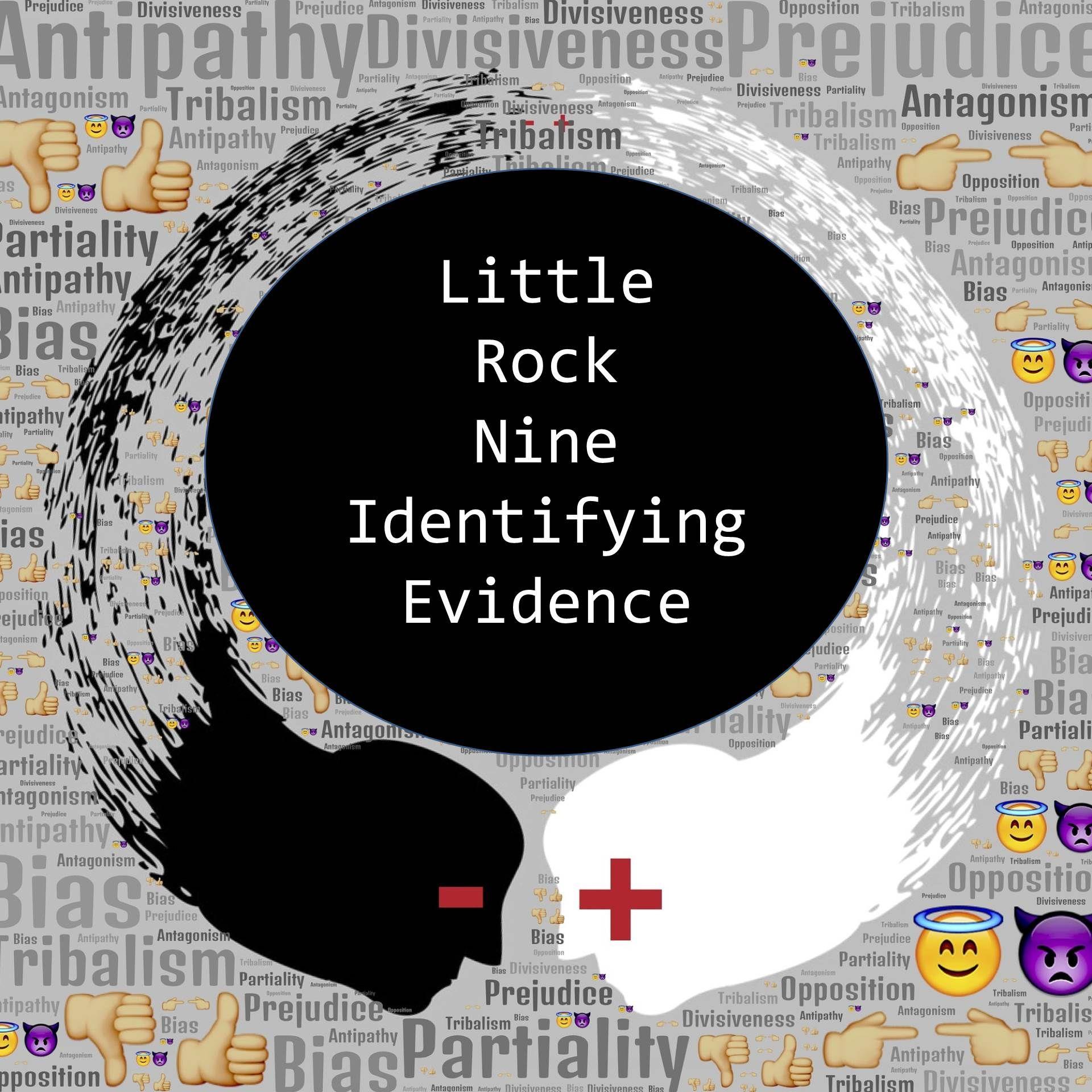 Code X Unit 7 Identify Evidence Little Rock Nine