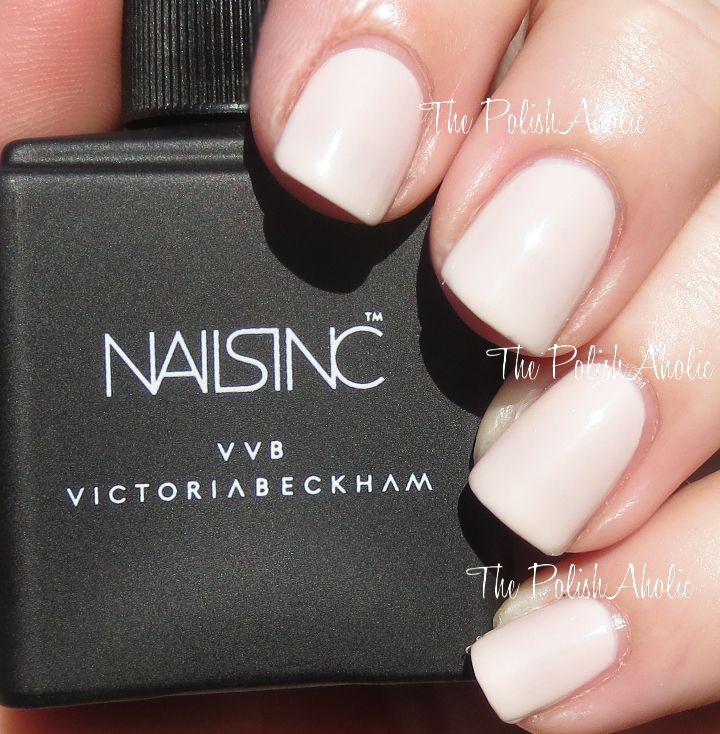 Nails Inc X Victoria Beckham Bamboo White I Love This And