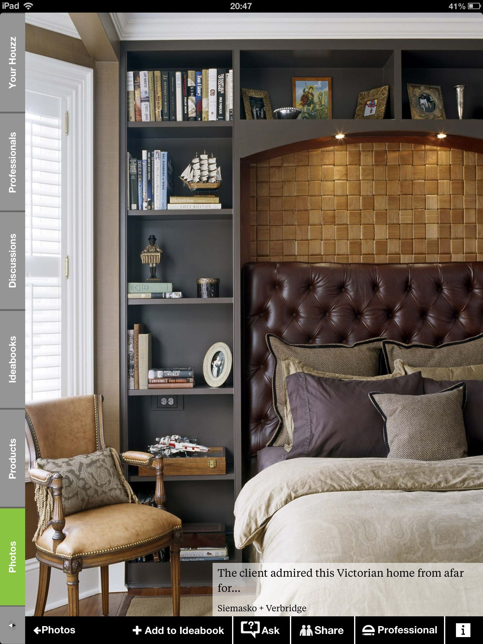 Glamorous Masculine Bathroom Ideas In Bedroom Victorian With Bookcases Around