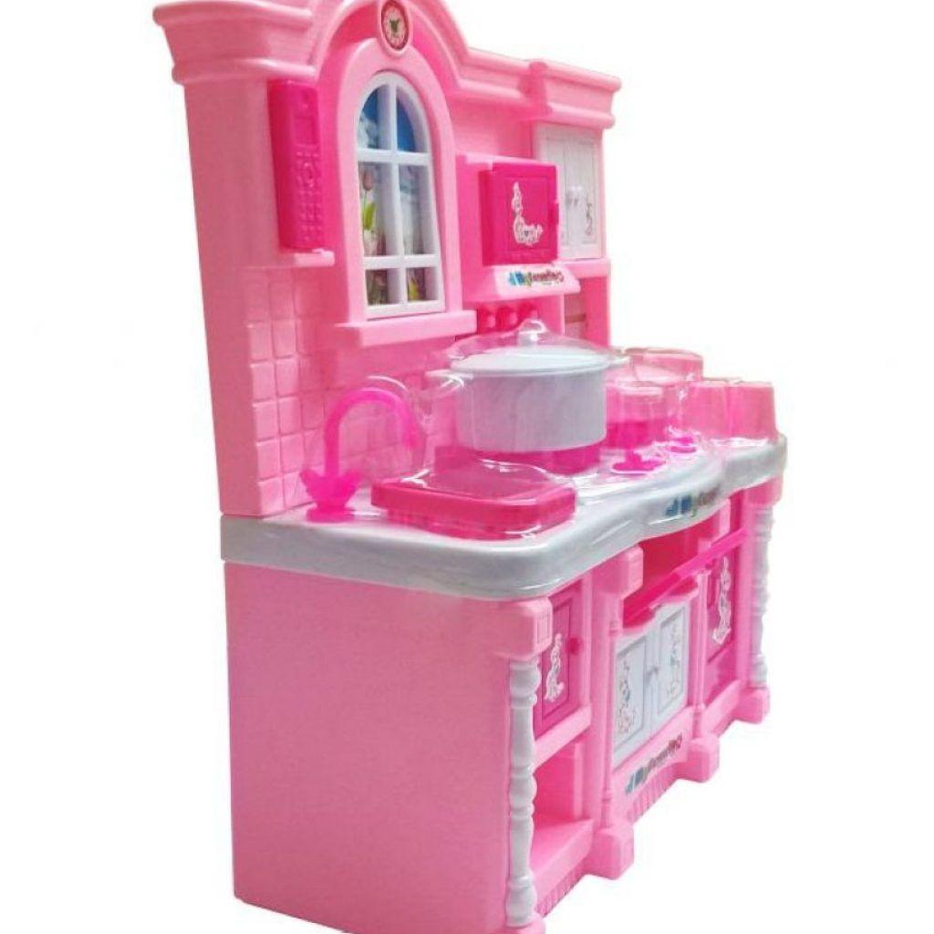 Baby Pink Kitchen Sets