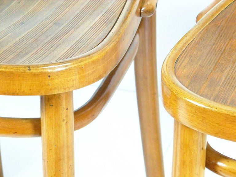 szék Antik bútor, egyedi natúr fa és loft