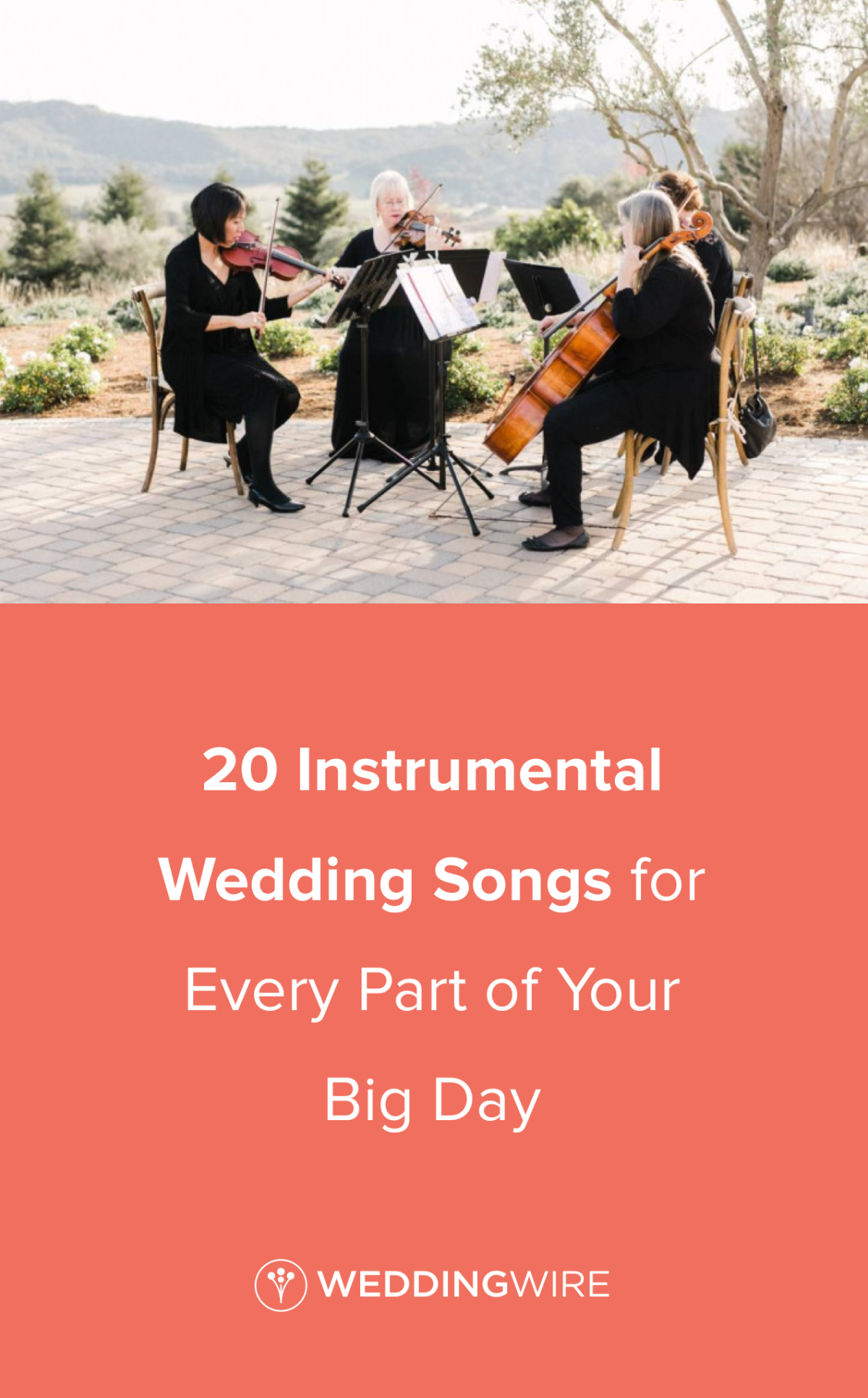 21 Instrumental Wedding Songs For Every Part Of Your Big Day Instrumental Wedding Songs Processional Wedding Songs Wedding Songs