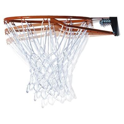 Lifetime Power Lift 52 Portable Basketball Hoop, Black/Hyper Orange I