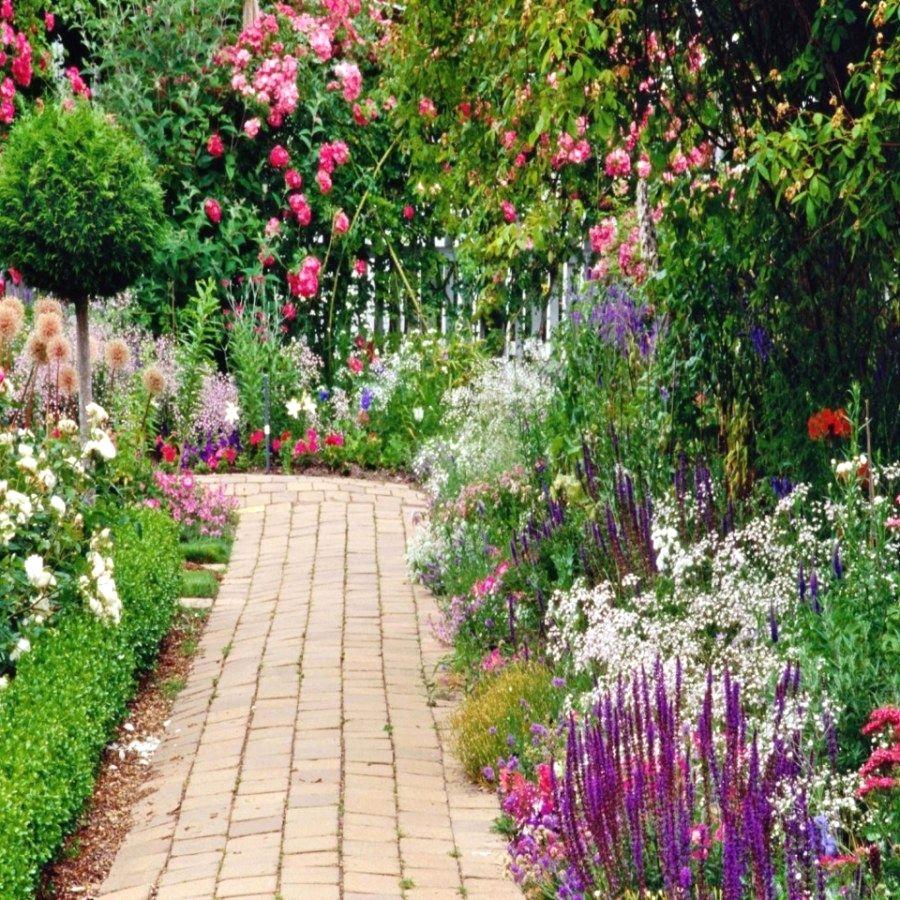 Cottage garden landscape design ideas  English Garden Pleasing Designs  English Garden Designs  Pinterest