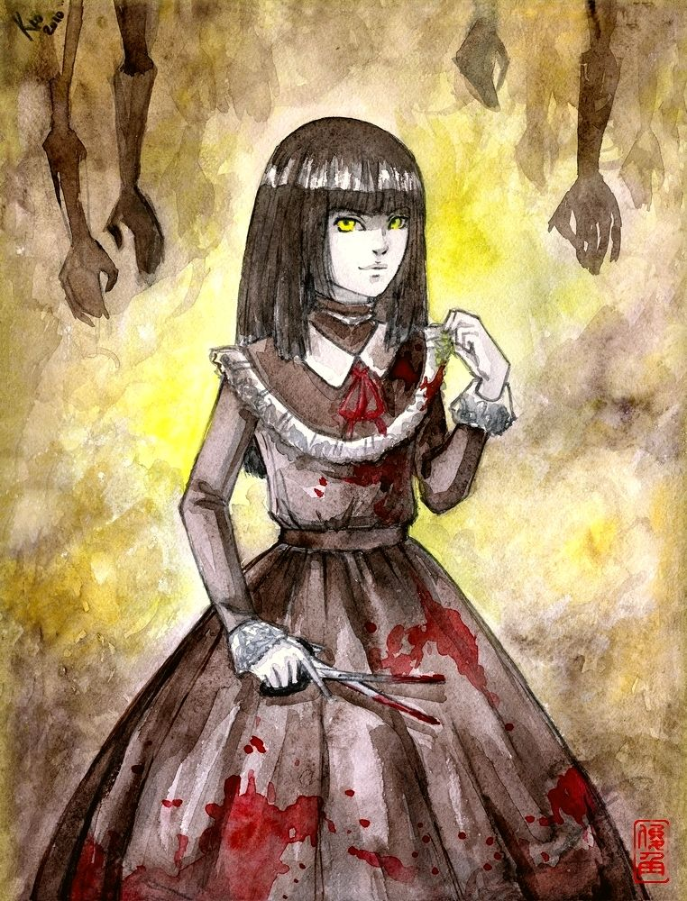 Fatal Frame IV: Ayako by Shunkaku.deviantart.com on @DeviantArt | Fa ...