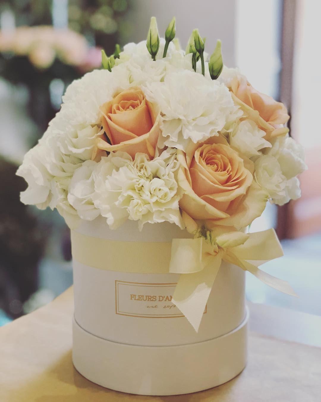 Box Kwiatowy Idealny Na Kazda Okazje Kwiaty Flowers Krakow Box Floverbox Goodday Love Starowislna75 Flowers Table Decorations Decor