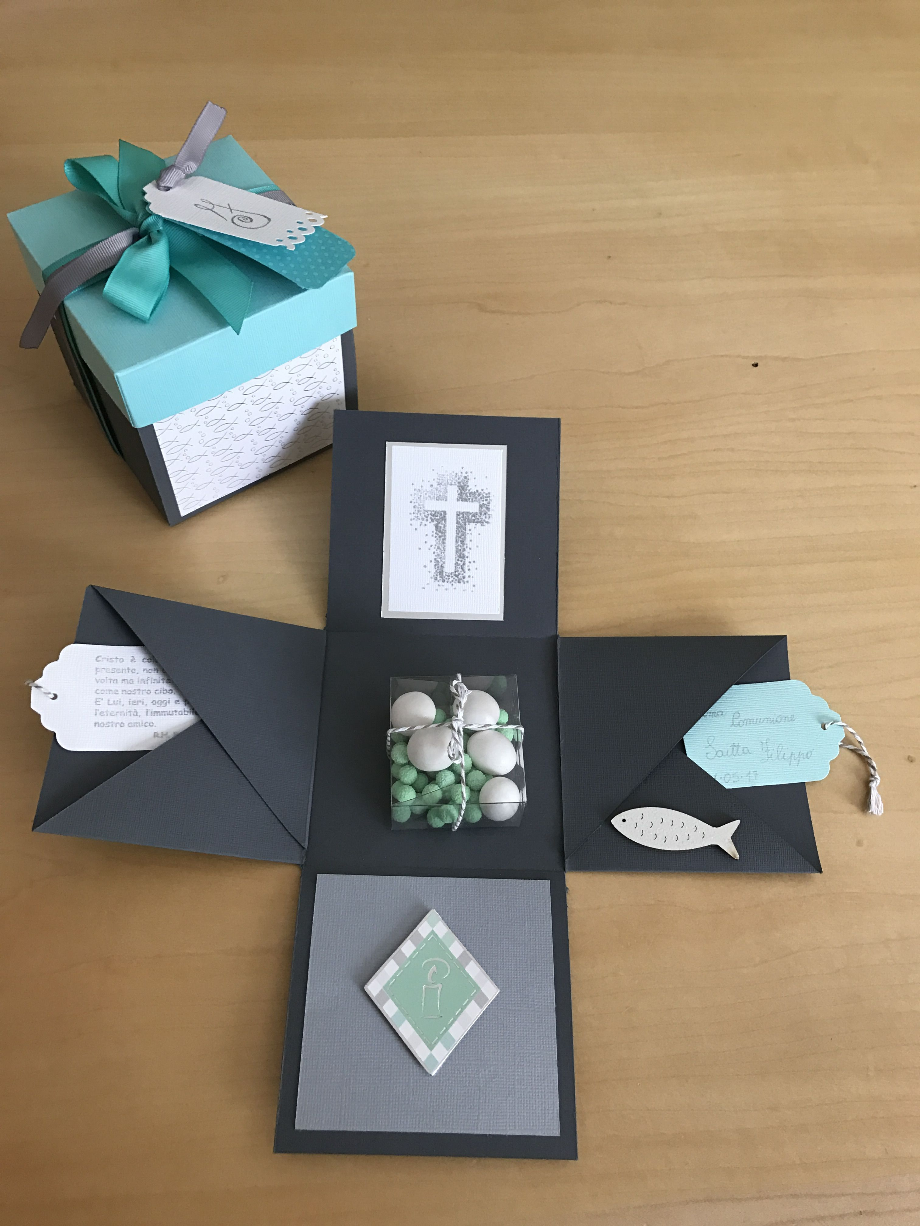 Comunione box