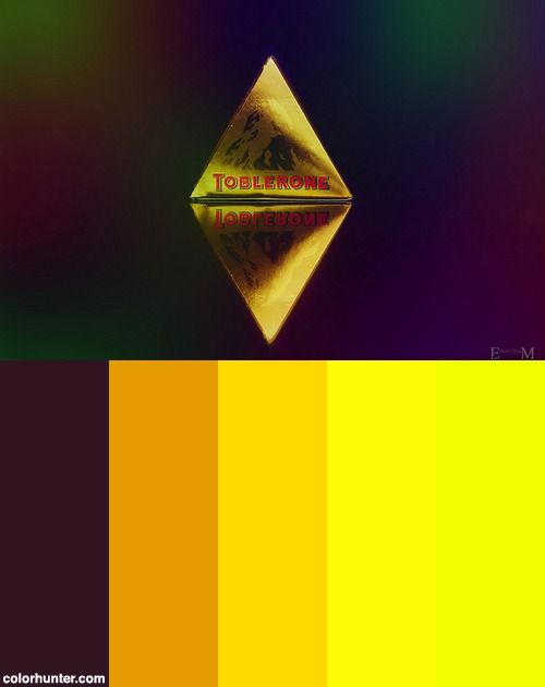 In Gold, I Trust! Color Scheme
