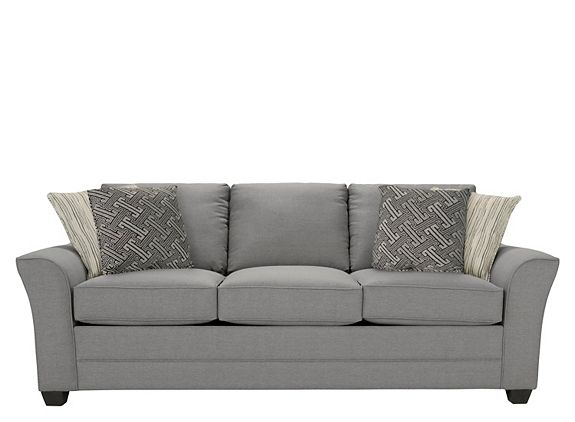 Make The Most Of Your E With This Kelton Queen Chenille Sleeper Sofa Beautiful