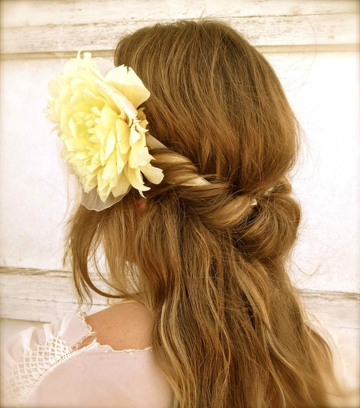 16 Boho Twisted Hairstyles and Tutorials  Vintage Hair